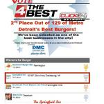 Second Place in the Best of Contest 2011